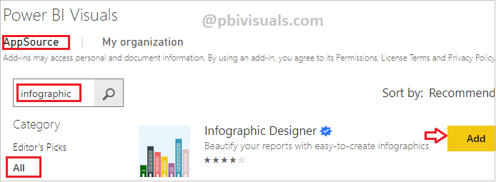 Infographic Designer Chart