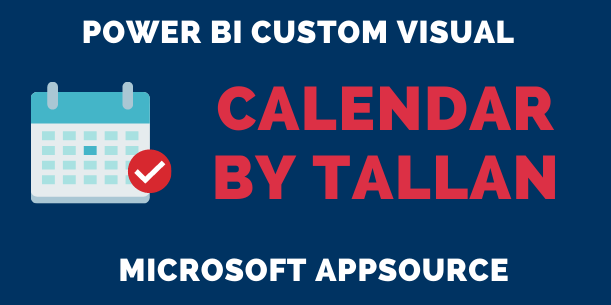 Custom visual Calendar by Tallan