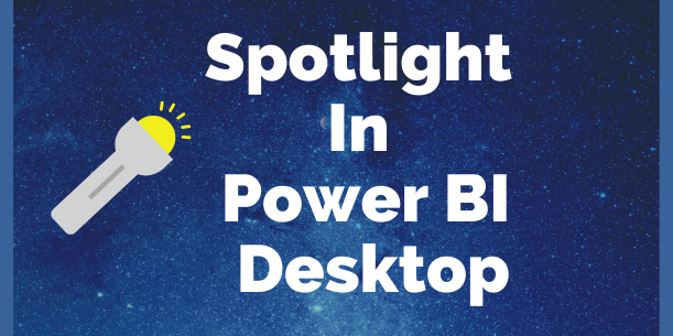 Spotlight Power BI